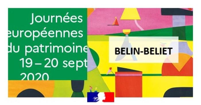 Journées du patrimoine 2020 - Hommage à Eliette Dupouy