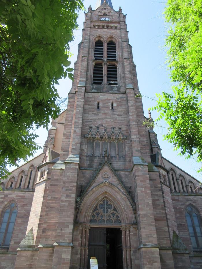 Journées du patrimoine 2020 - Visites commentées de l'église et de son orgue