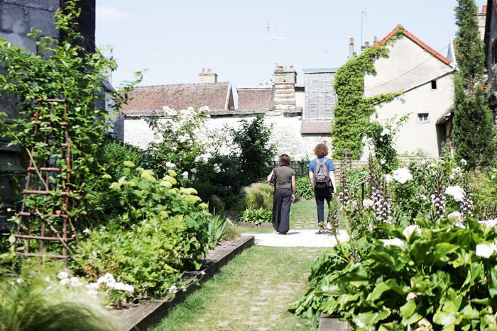Journées du patrimoine 2020 - Visite libre du jardin des Innocents