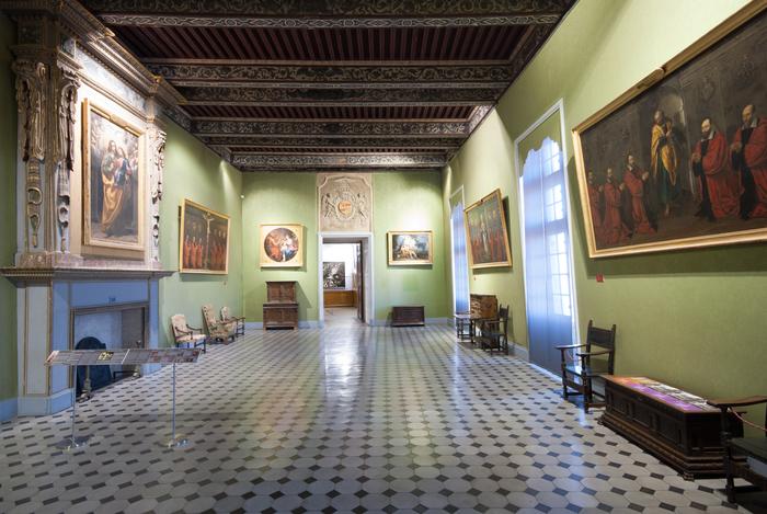 Journées du patrimoine 2020 - La collection du Palais-Musée vue par le Conservateur