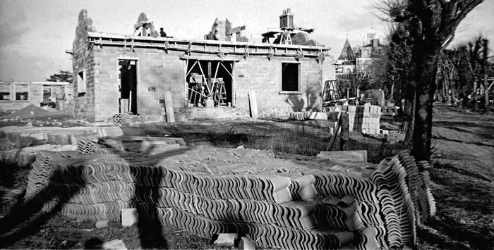 Journées du patrimoine 2020 - Les 70 ans de la Cité Castors de la Balinière