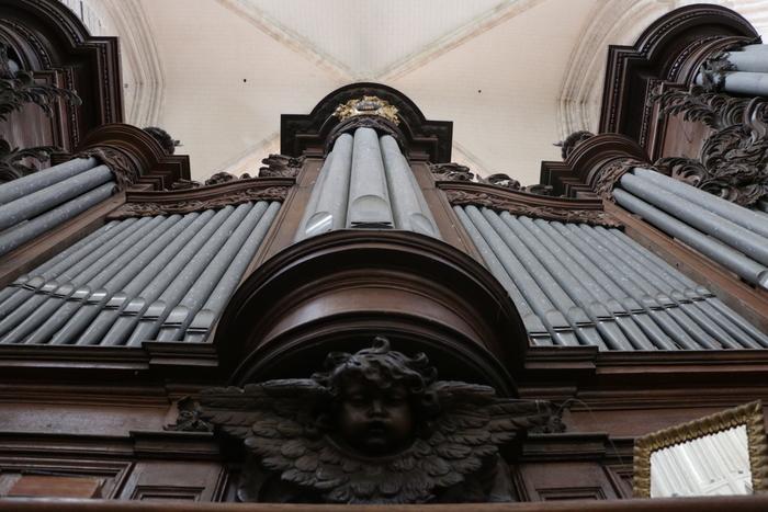 Journées du patrimoine 2020 - Concert d'orgue à l'abbatiale de Fécamp