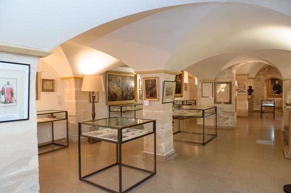 Nuit des musées 2019 -Visite commentées des collections permanentes du Barreau de Paris