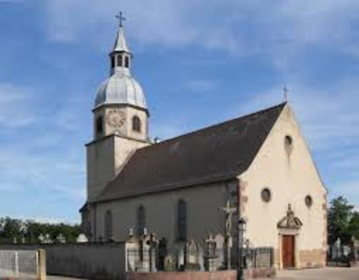 Journées du patrimoine 2019 - Visite de l'Eglise Sainte-Agathe