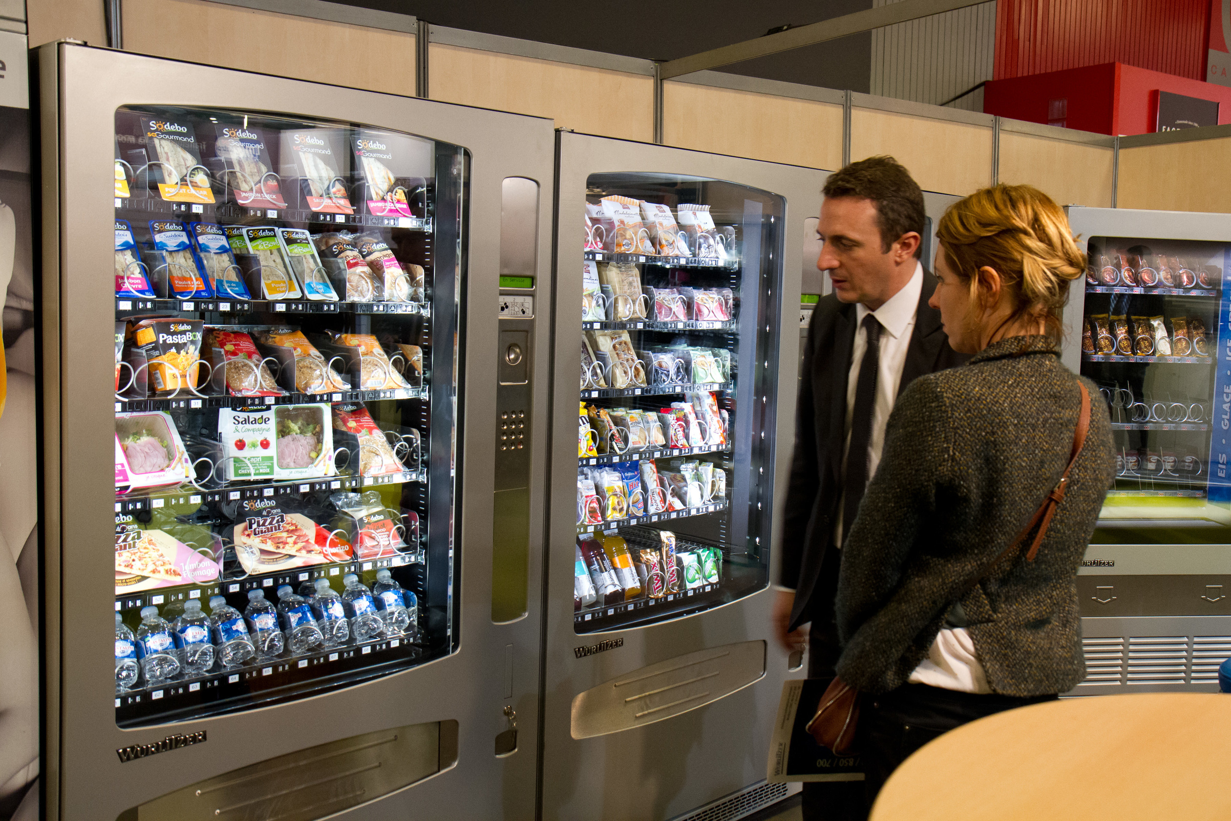 Vending Paris