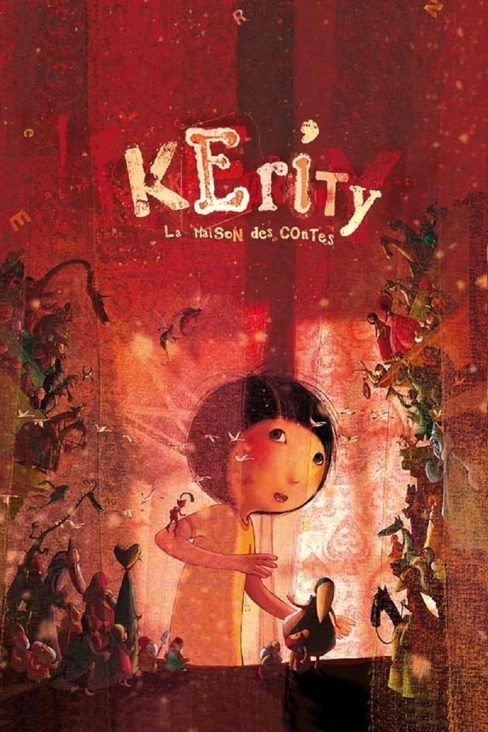 Projection : Kerity la maison des contes