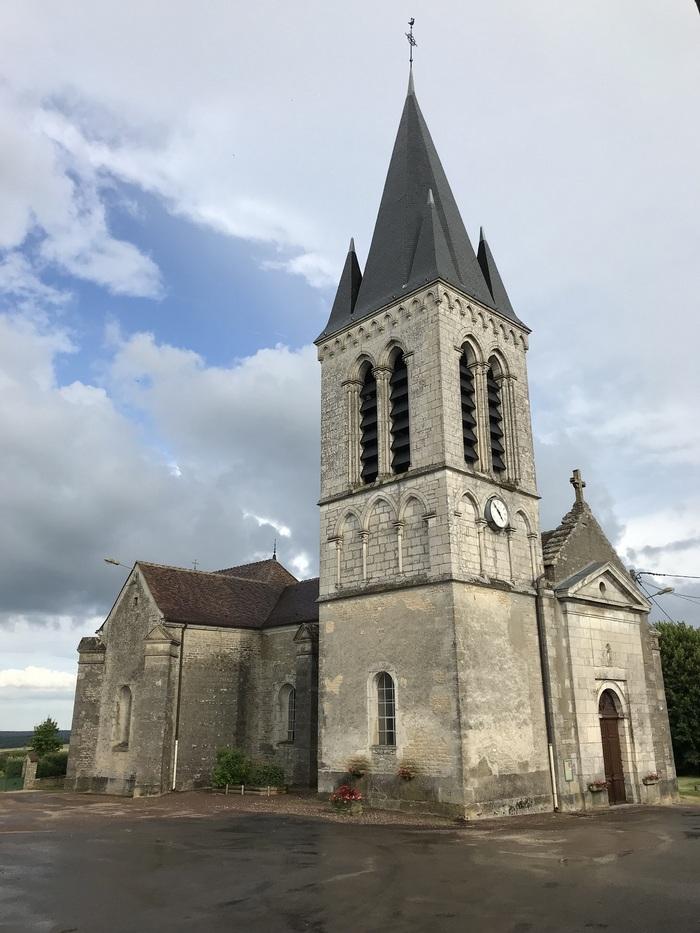 Journées du patrimoine 2019 - Visite libre de l'église Notre-Dame de Villon