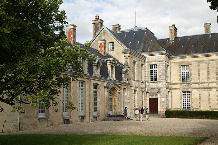 Journées du patrimoine 2020 - Le château de Cirey-sur-Blaise