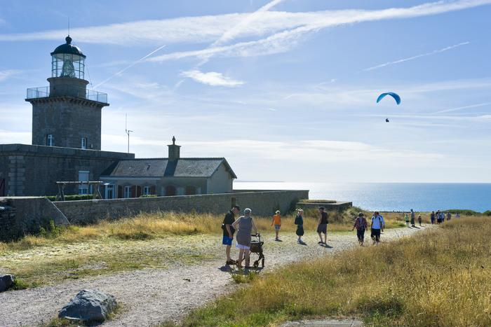 Journées du patrimoine 2019 - Visite libre du phare de Barneville-Carteret