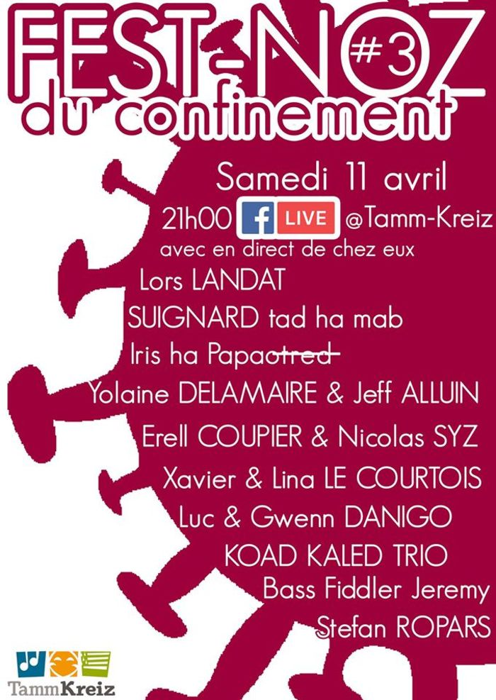 Fest-noz du confinement #3