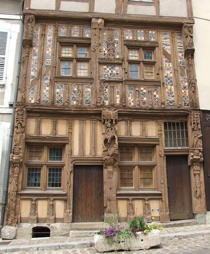 Journées du patrimoine 2020 - Visite de la maison du Pilori