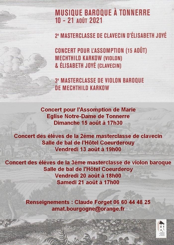 Festival de Musique Baroque