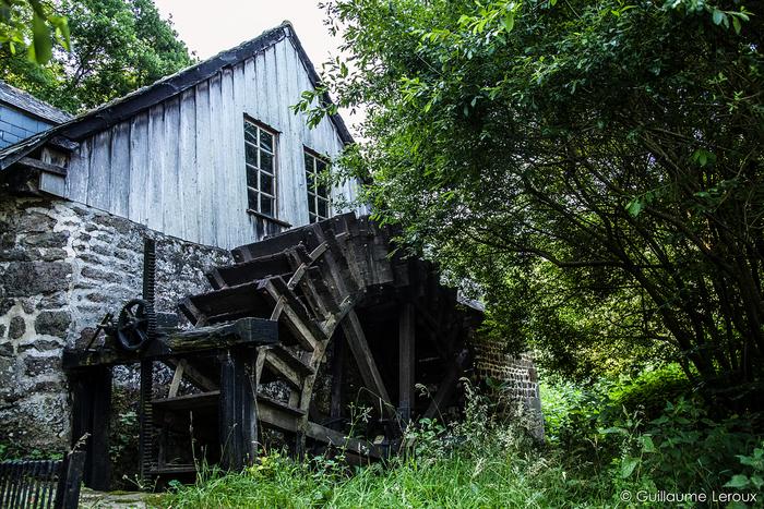 Journées du patrimoine 2019 - Visite du Moulin de Champ