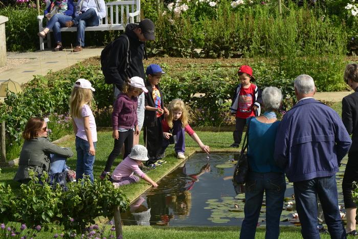 Journées du patrimoine 2019 - Ateliers pour les enfants aux Jardins Fruitiers