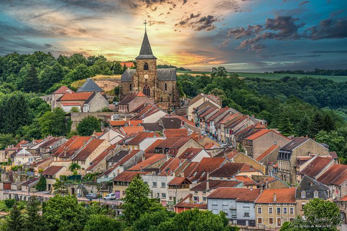 Journées du patrimoine 2020 - Visite guidée de l'ancien bourg médiéval du Vieux-Hombourg