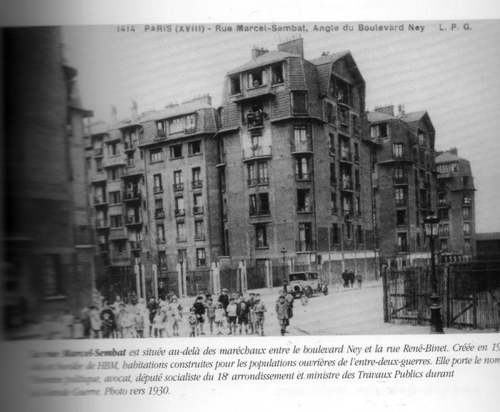 Journées du patrimoine 2020 - Visite guidée de la Porte Montmartre