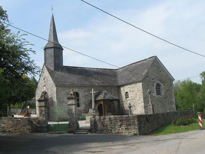 Journées du patrimoine 2020 - Visites flash de l'église Saint-Gouvry