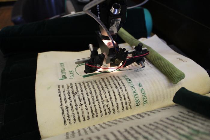 Journées du patrimoine 2019 - Les manuscrits à la loupe