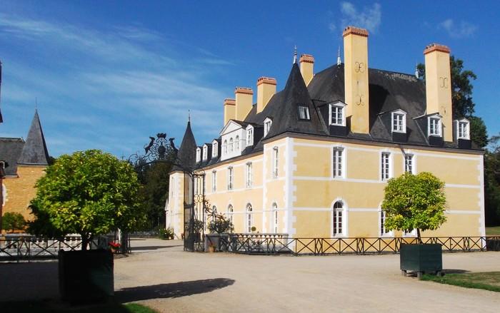 Journées du patrimoine 2020 - Visite du château de Dobert