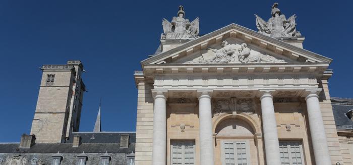 Journées du patrimoine 2019 - Le Palais des Ducs et des États de Bourgogne