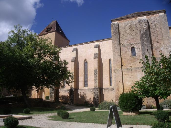 Journées du patrimoine 2019 - Visite d'une église-abbatiale fortifiée