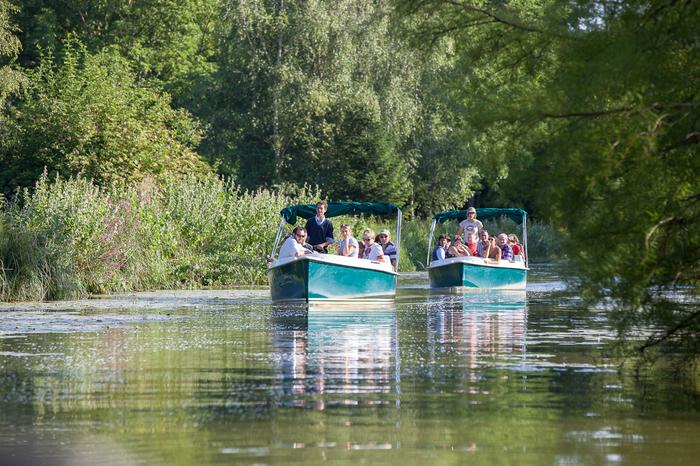 Journées du patrimoine 2019 - Promenade en voiture et bateau électriques
