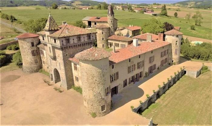 Journées du patrimoine 2020 - Visite guidée du château de Saconay