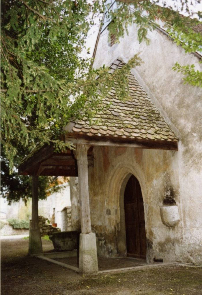 Journées du patrimoine 2020 - Visite libre - Chapelle et quartier de Tully