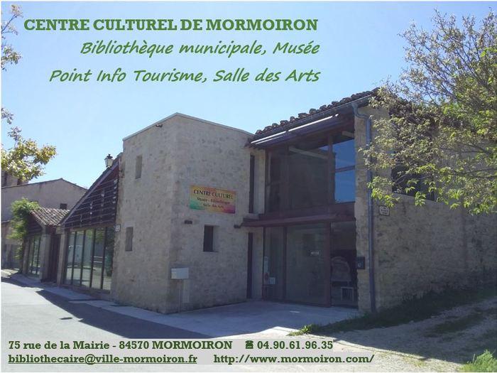 Journées du patrimoine 2020 - Exposition de photos de l'ancien Mormoiron, Salle des Arts, Centre culturel de Mormoiron