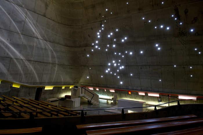 Journées du patrimoine 2020 - Eglise Saint-Pierre de Firminy-Vert - Le Corbusier