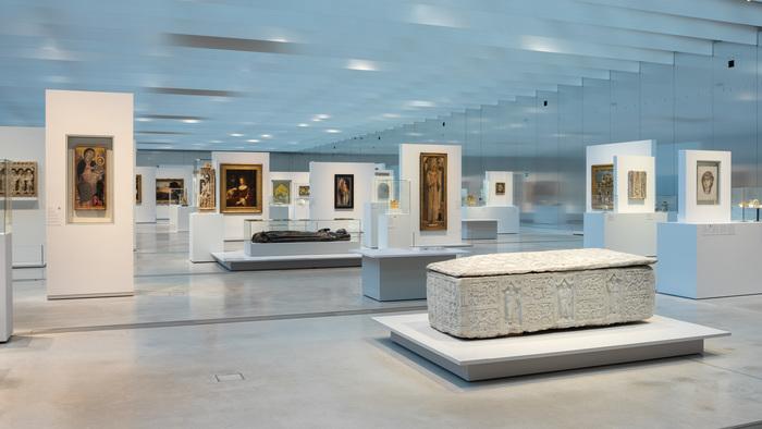 Journées du patrimoine 2020 - Visite Guidée de la Galerie du temps