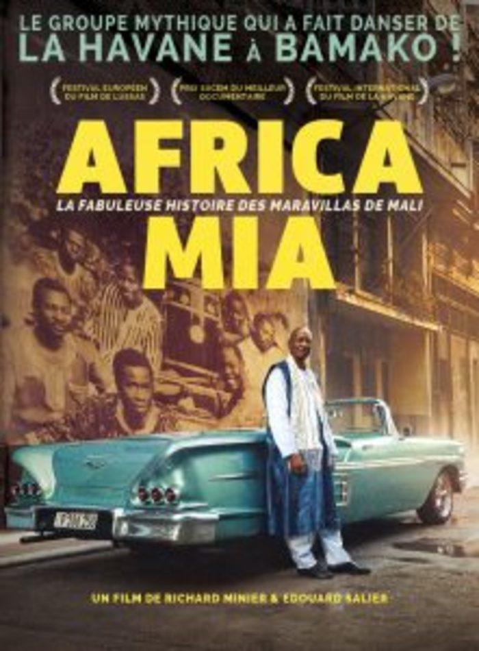 Une séance projetée du documentaire Africa Mia en présence de Richard Minier, réalisateur.