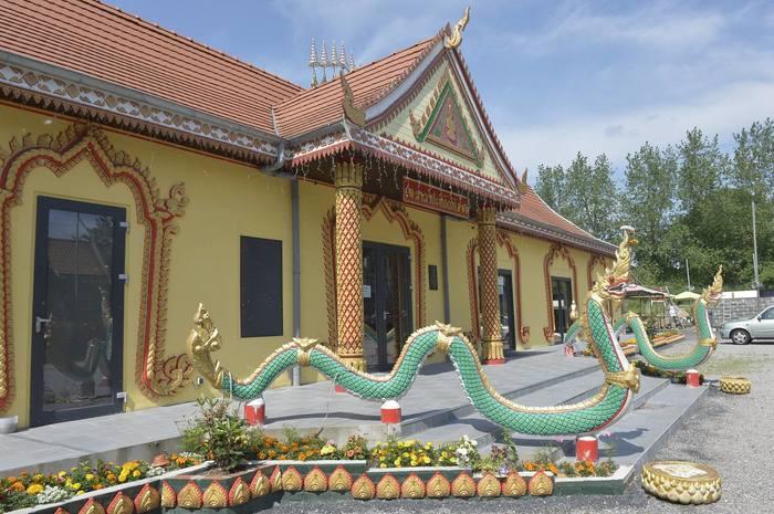 Journées du patrimoine 2020 - Annulé | Visite libre de la pagode