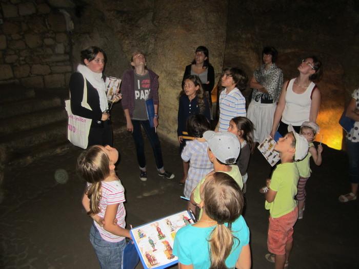 Journées du patrimoine 2020 - Enquête dans les souterrains !