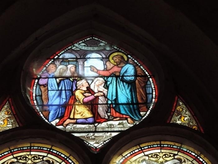 Journées du patrimoine 2019 - Visite libre ou guidée de l'Eglise Saint-Serein