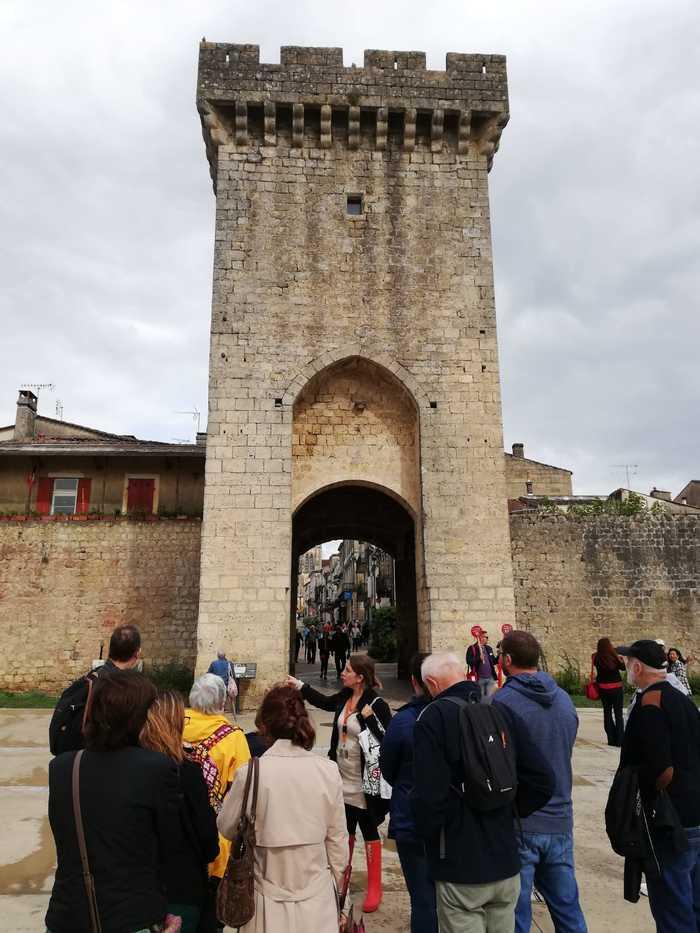 Journées du patrimoine 2020 - Promenade guidée de la bastide et du vignoble
