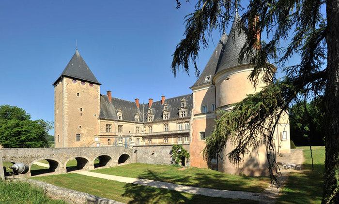 Journées du patrimoine 2020 - Visite guidée du château de Fléville