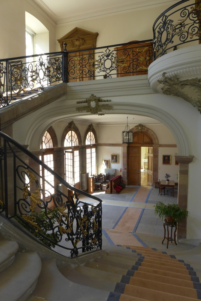 Journées du patrimoine 2020 - Visite commentée de l'Hôtel de Saxe et du Palais Épiscopal