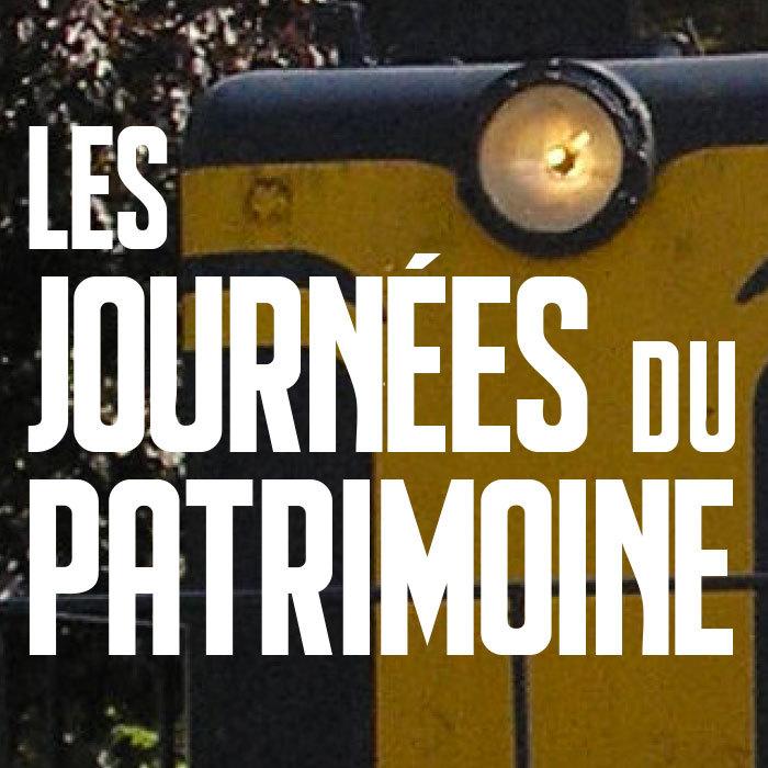 Journées du patrimoine 2020 - Visite guidée les coulisses sur le chemin de fer de la vallée de l'Eure