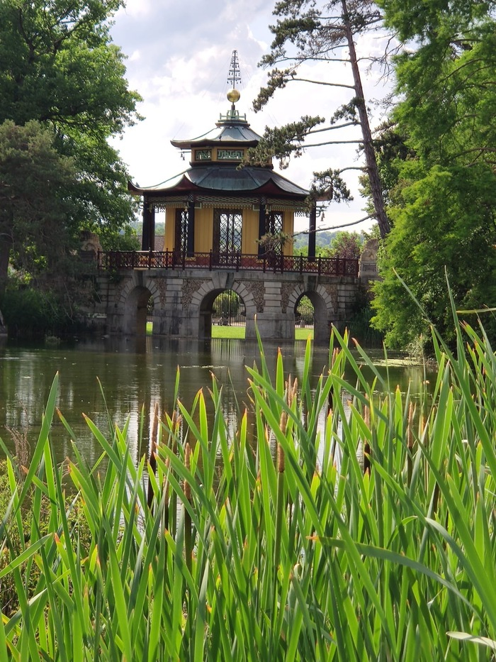 Journées du patrimoine 2020 - Visite commentée du pavillon chinois