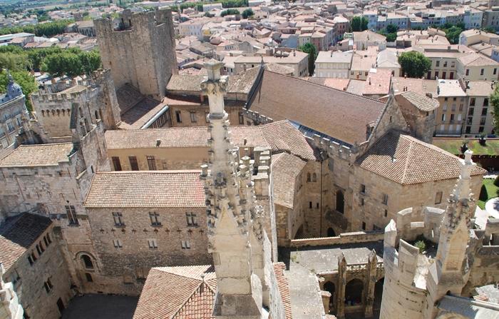 Journées du patrimoine 2020 - Visite commentée de l'ensemble monumental Palais-Cathédrale