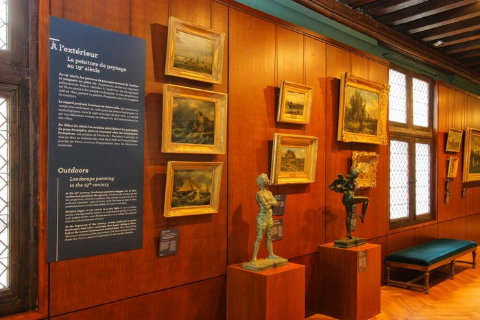 Nuit des musées 2019 -Déambulation libre avec animations musicales dans les salles