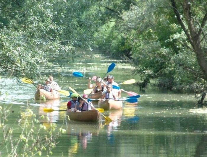 Journées du patrimoine 2019 - Sortie découverte en kayak