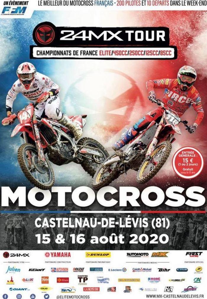 24MX Tour / Motocross