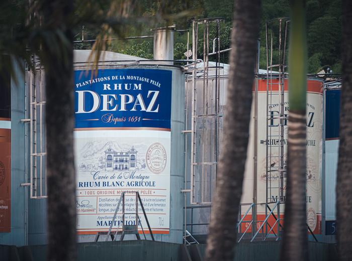 Journées du patrimoine 2020 - St-Pierre / DEPAZ : Visite guidée de la distillerie et du château. Lancement et dégustation de la nouvelle Cuvée PAPAO**