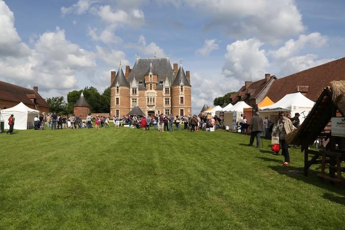 Journées du patrimoine 2019 - Démonstrations d'art de créatrices de Normandie