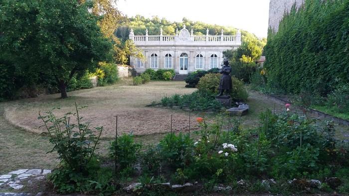 Journées du patrimoine 2020 - Un patrimoine à découvrir dans un jardin...