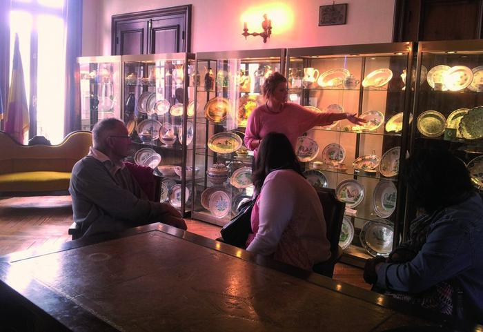 Journées du patrimoine 2020 - Visite guidée de la collection de faïences Vieux Forges