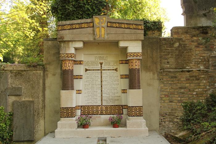Journées du patrimoine 2020 - Visite libre du cimetière de la Madeleine