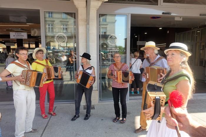 Journées du patrimoine 2020 - Animations : jeux traditionnels occitans, musique, chant, conte avec le groupe des ATP
